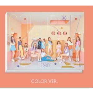 IZ*ONE、1st Mini Album [COLOR*IZ](COLOR Ver.)