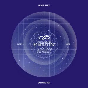 INFINITE EFFECT ADVANCE 2016 LIVE(2DVD+2CD+Photobook)|kpopbokujostore