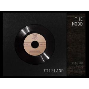 FTISLAND、5th Mini album_[The Mood]|kpopbokujostore