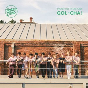 Golden Child_1st Mini Al...の商品画像