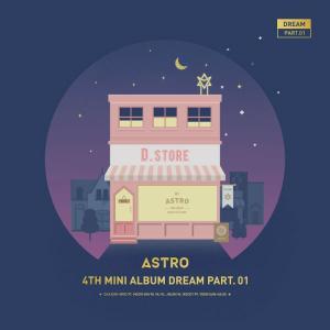 ASTRO_4th Mini Album_[Dream Part.01](NIGHT Version)