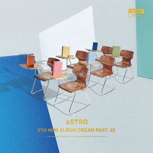 ASTRO_5th Mini Album_[Dream Part.02](Wishバージョン)