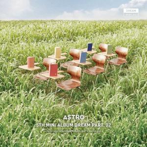 ASTRO_5th Mini Album_[Dream Part.02](Windバージョン)