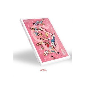 TWICE 5th Mini Album [WHAT IS LOVE?] (Aバージョン)