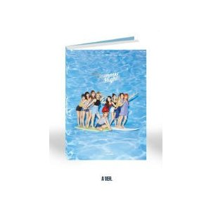 TWICE 2nd SUMMER SPECIAL ALBUM(A Ver.)