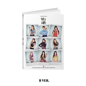 TWICE_6th Mini Album [YES or YES](B Ver.)