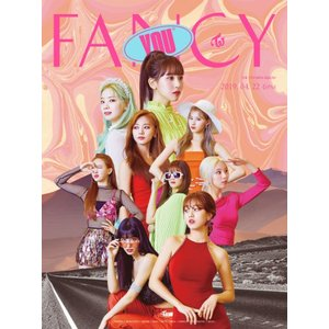 TWICE 7th Mini Album [FANCY YOU](A Ver.)