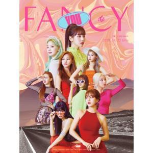 TWICE、7作目のミニ・アルバム「FANCY YOU」(C Ver.)  ・韓国での発売日:201...