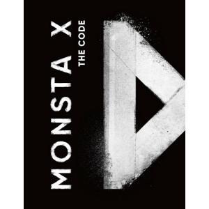 MONSTA X_5th Mini Album_[The Code](VER. PROTOCOL TERMINAL) kpopbokujostore