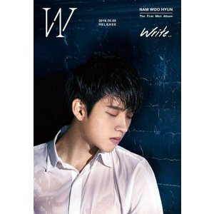 ウヒョン(INFINITE)、1st Mini Albun_[Write..]|kpopbokujostore