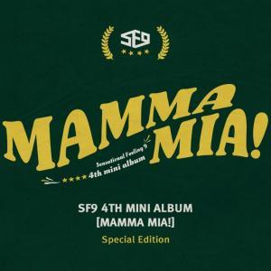 SF9 4th Mini Album [MAMMA MIA!](Special Edition)|kpopbokujostore