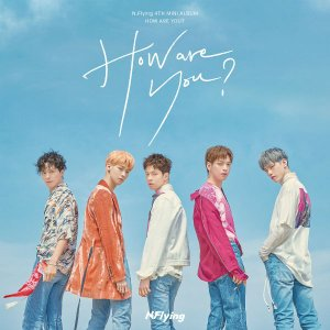 N.Flying 4TH MINI ALBUM [HOW ARE YOU?]|kpopbokujostore