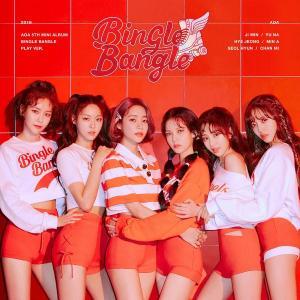 AOA 5TH MINI ALBUM [BINGLE BANGLE](PLAY VER.)|kpopbokujostore