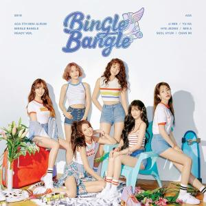 AOA 5TH MINI ALBUM [BINGLE BANGLE](READY VER.)|kpopbokujostore