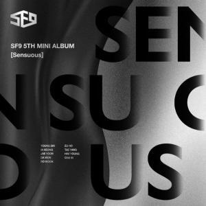 SF9 5th Mini Album [Sensuous](Hidden Emotion Ver.)|kpopbokujostore