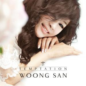 WoongSan(ウンサン)、8th Album_[TEMPTATION](通常盤)
