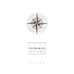 SECHSKIES 2018 OFFICIAL WALL CALENDAR|kpopbokujostore