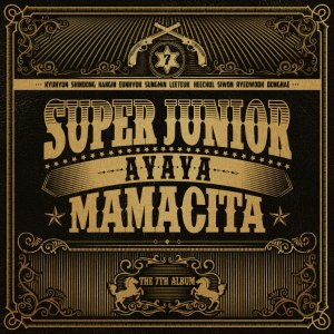 スーパージュニア、7th Album、[MAMACITA]_A Version|kpopbokujostore