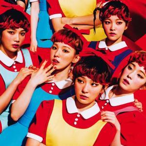 Red Velvet、1st Full Album_[The Red] kpopbokujostore