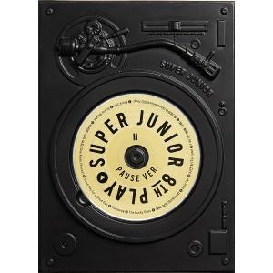 Super Junior_8th Full Album_[PLAY](PAUSE Ver.)(限定版)|kpopbokujostore