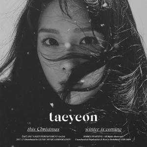 TAEYEON(少女時代)_1st Winter Album...