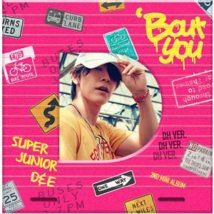 Super Junior-D&E 2nd Mini Album [Bout You](ドンヘ Ver.)|kpopbokujostore