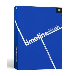 (初回特典付)Super Junior 9th Full Album [TIMELINE](Special Ver.)|kpopbokujostore