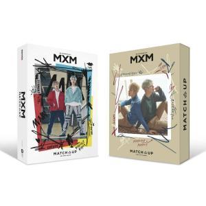 MXM(BRANDNEWBOYS) 2ND MINI ALBUM [MATCH UP](ランダムカバー)|kpopbokujostore