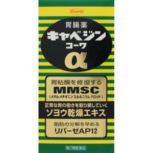 【第2類医薬品】キャベジンコーワα 300錠の関連商品8