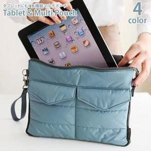 iPad バッグ ポーチ ケース アクセサリー タブレット端...