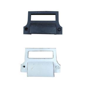 カップタイプ・ネームプレート25 ブラック|kqlfttools