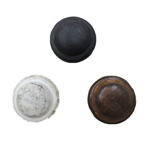 ノブ&つまみ 34 ブラック|kqlfttools