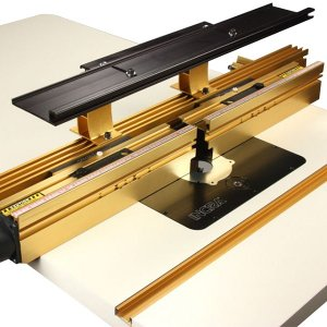 INCRA Router Fence and Table Combo (Japan set)  + 【インサートプレートMLP 3612C-AL】 kqlfttools
