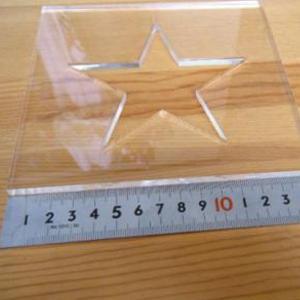 切りぬき&彫りこみ用テンプレート(星型)|kqlfttools