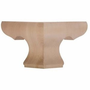 Corner Colonial Ogee Foot(家具脚 コーナー)|kqlfttools
