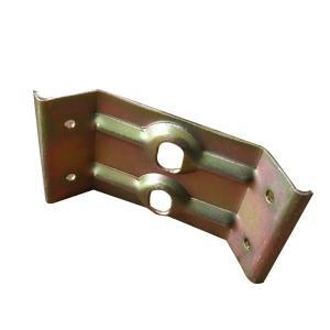 テーブル脚  コーナー金具(ダブル)NEW 4個 ボルト ネジセット|kqlfttools