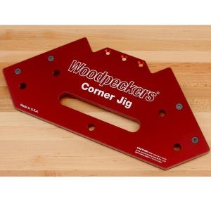Woodpeckers 【OneTime Tools】Corner Jig|kqlfttools
