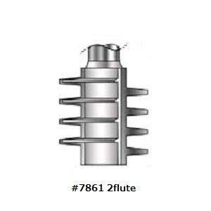 MLCS Finger Joint Router Bits(フィンガージョイントビット) #7862|kqlfttools