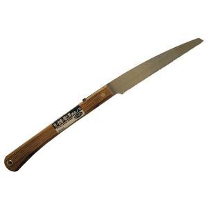 利蔵 焼木柄 折込鋸 竹・合板・塩ビ用 210mm|kqlfttools