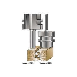 MLCS Glue Joint Router Bits(板継ぎビット)#7853|kqlfttools