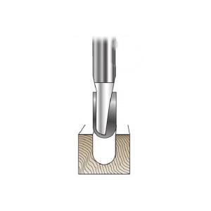 Round Nose Single Flute Bits|kqlfttools