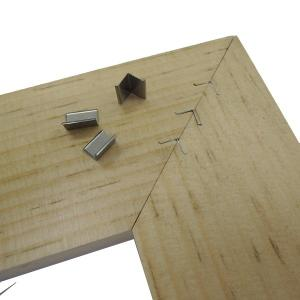額縁や写真立て用のVネイル(200発) 10mm|kqlfttools