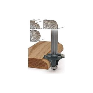 MLCS Round Over Router Bits|kqlfttools