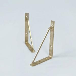 真鍮 ジョイント シェルフ 2個set|kqlfttools