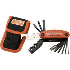 BAHCO 自転車専用工具セット BKE850901|kqlfttools