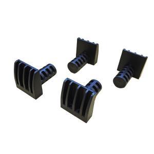 Low Plastic Bench Dogs (PBD1) ロープラスチックベンチドッグス|kqlfttools