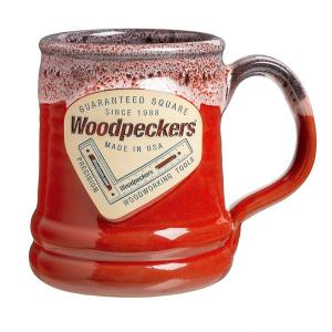 Woodpeckers Signature Mug (オリジナルマグカップ)|kqlfttools