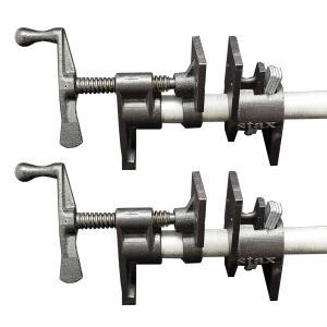 """●アウトレット30%OFF● stax tools 107 JACKSON - パイプクランプ 3/4""""(20A) パイプ用 (単品) kqlfttools"""