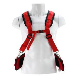 SK11 紅 サポートベルトセット SKC2-8RD 【4977292968577】|kqlfttools