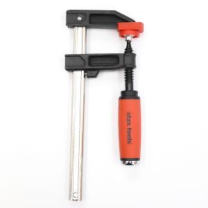 ●訳アリ50%OFF● stax tools 219 PICKETT - Fクランプ 80mm×200mm (20本セット) おすすめ クランプ 木材 固定 木工 自作|kqlfttools
